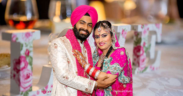 Punjabi Wedding Photography Near Me