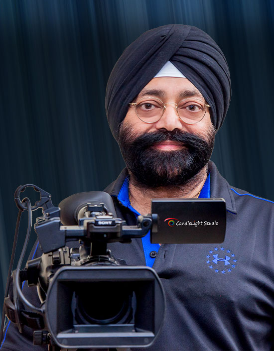Indian Wedding Photographer Surinder Singh