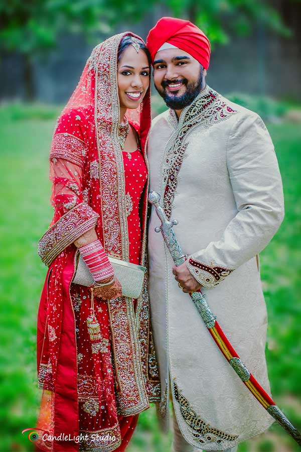 Sikh Wedding Photography NYC