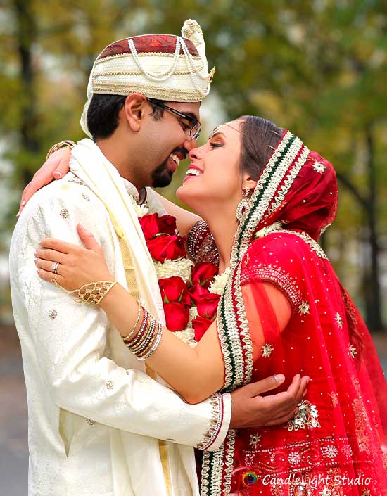 Attractive wedding photography packages