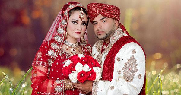 Amazing Afghani Wedding Photography