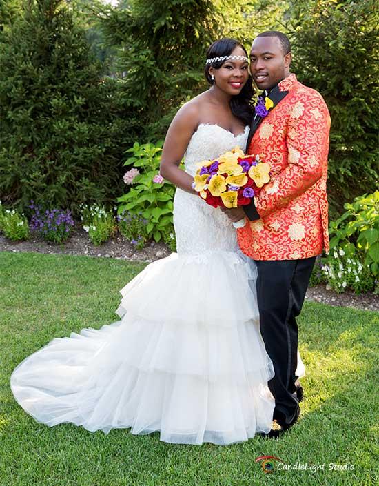 Low Light Catholic Wedding Photography