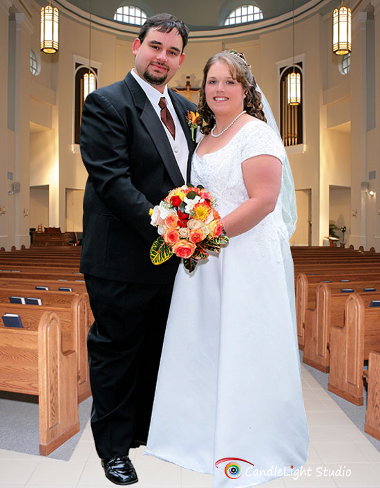 Expert Christian Wedding Photography