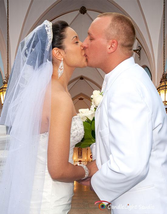 Church Photographer for Christian Wedding Photography