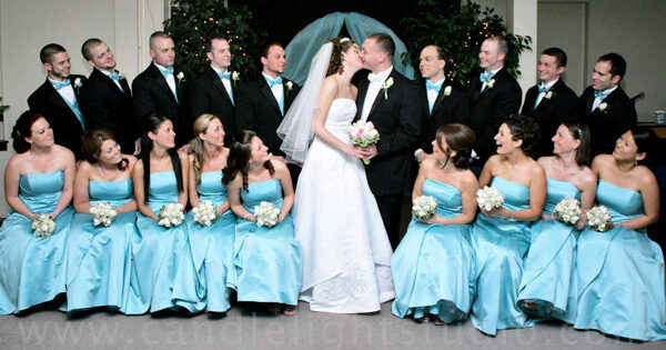 Amazing Church Wedding Photography