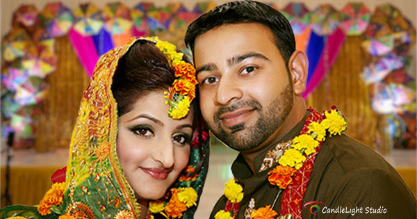 Indian Photographers for Afghani Wedding Films