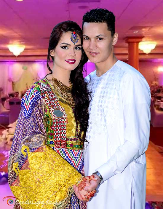 Best Bridegroom Wedding Pictures by Afghani Wedding Photographers