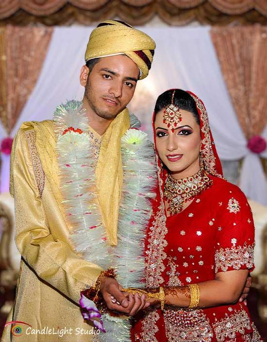 Expert Muslim Wedding Photography