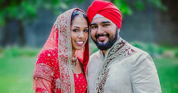Punjabi Wedding Photography by Professional Photographer NYC
