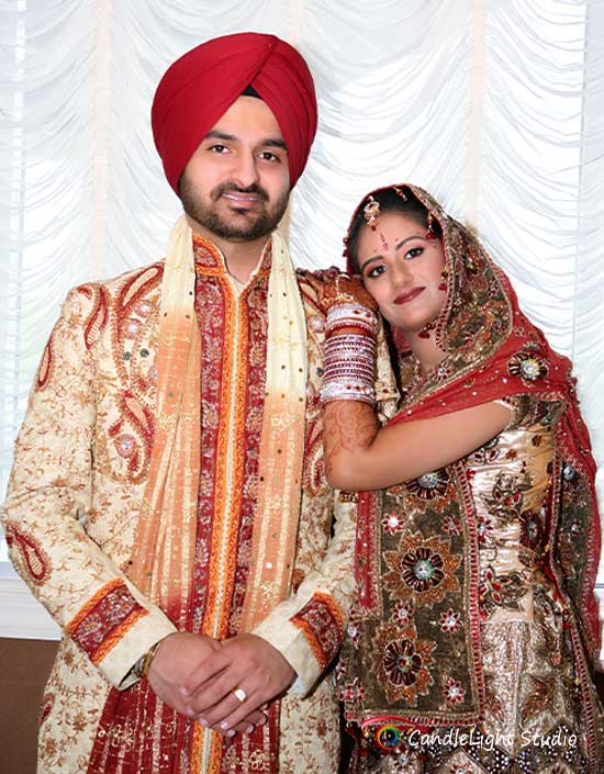 Inexpensive Punjabi Wedding Videography
