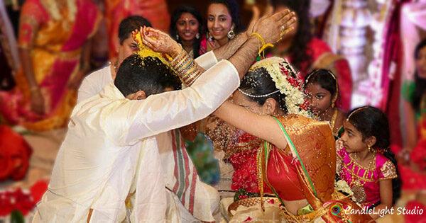 Amazing South Indian Wedding Photography