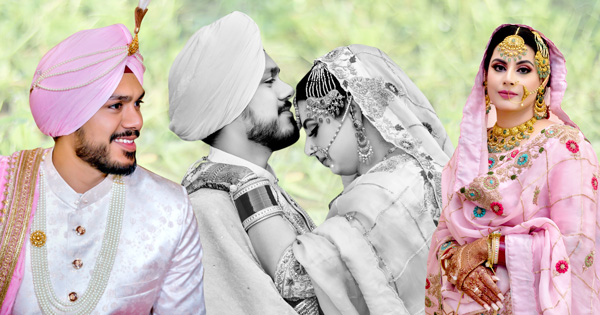 Punjabi Wedding Photographer NJ