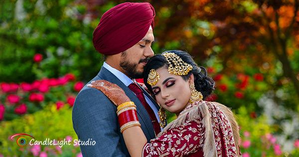 Punjabi Wedding Photography | Manpreet & Amninder NJ