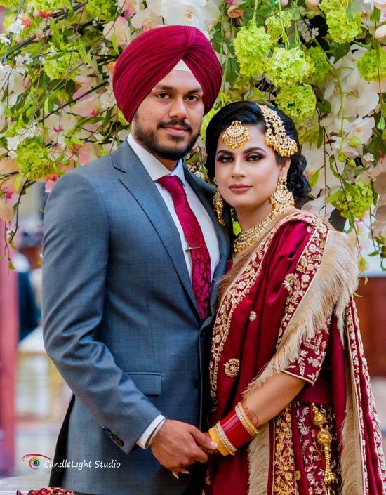 Punjabi Wedding Photography NY NJ TX