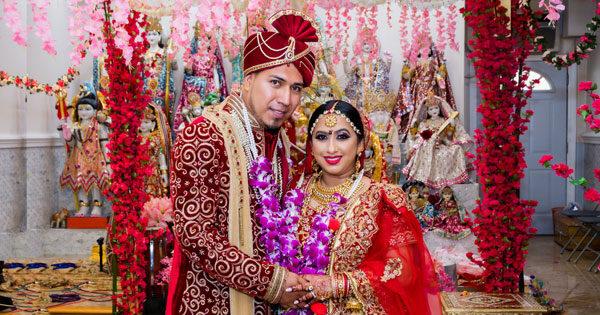 Affordable Guyanese Hindu Wedding Ceremony Photographer