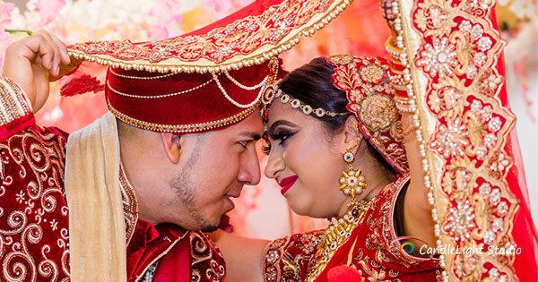 Guyanese Hindu Wedding Ceremony Photography Amrita