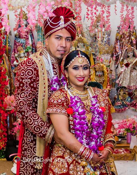 Guyanese Hindu Wedding Ceremony Photography